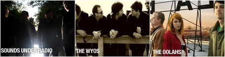 Sounds Under Radio, The Wyos, The Oohlas