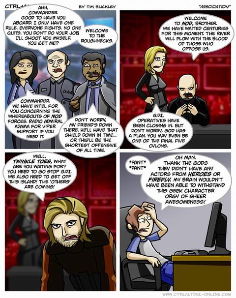 Command & Conquer 3 - Tiberium Wars - Ctrl-Alt-Del - Association