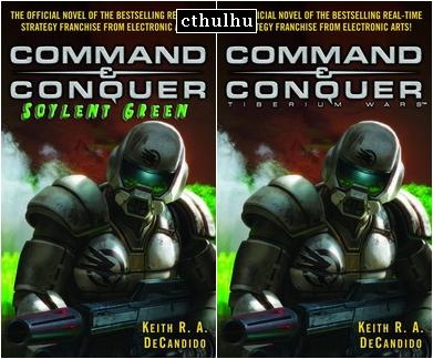 Tiberium Wars™ - Soylent Green