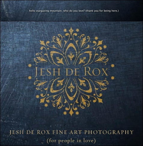 Josh de Rox Fine Art Photography provides experiential photography for people in love.