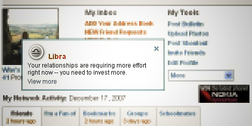 Your relationships are requiring more effort right now -- you need to invest more