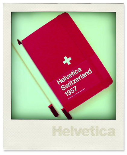 Helvetica Project (Moleskine Edition)